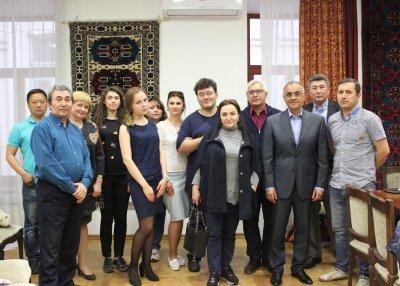 Состоялось заседание Комиссии по информационной политике Совета по делам национальностей при Правительстве Москвы
